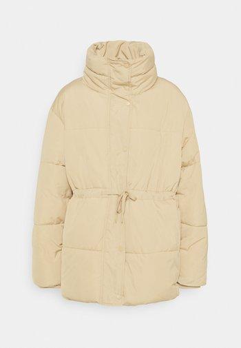 KEA COAT - Winter coat - beige