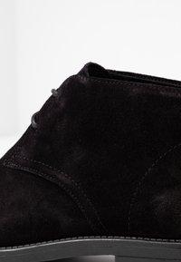Vagabond - AMINA - Chaussures à lacets - black - 2