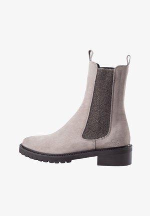 VALENTA - Classic ankle boots - grau