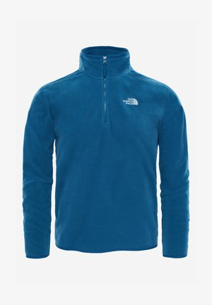 GLACIER - Fleece jumper - monterey blue