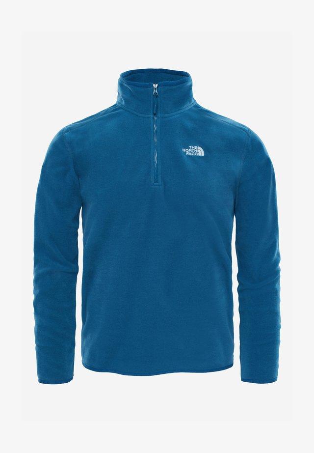 GLACIER - Fleecepullover - monterey blue