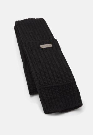 SCIARPA - Sjaal - black