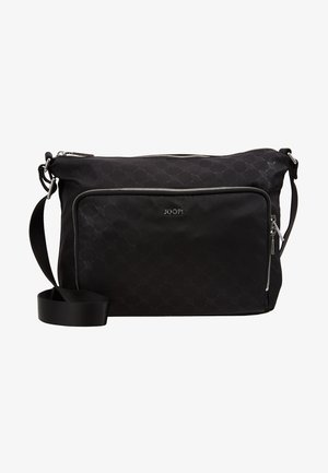 CORNFLOWER BELA SHOULDERBAG - Across body bag - black