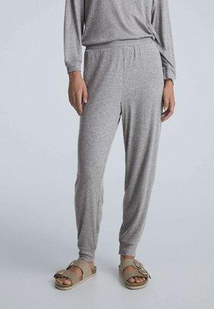 SOFT TOUCH CUFFED  - Pantaloni del pigiama - grey