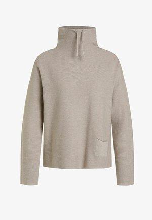 MIT - Sweatshirt - light stone