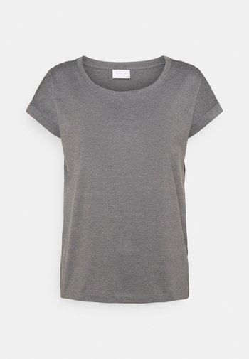 VIDREAMERS PURE - T-shirt - bas - medium grey melange