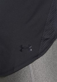 Under Armour - SPORT HI LO  - T-shirt basic - black - 6