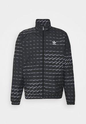 MONO  - Training jacket - black/white