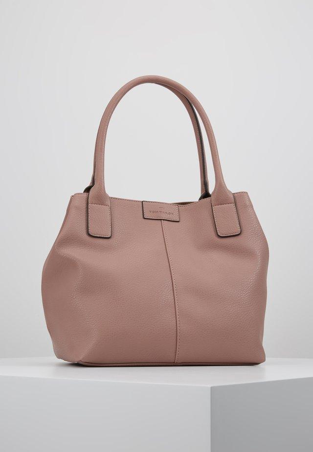 MIRIPU - Handbag - mid rose