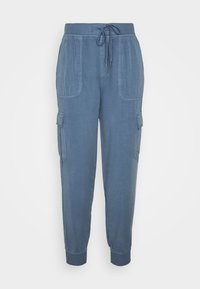 American Eagle - Cargo trousers - blue - 6