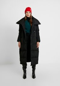 KIOMI - Down coat - black - 1