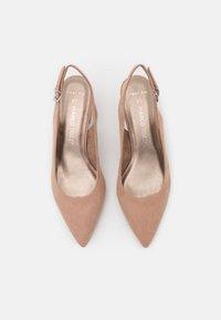 Marco Tozzi - Classic heels - nude - 5