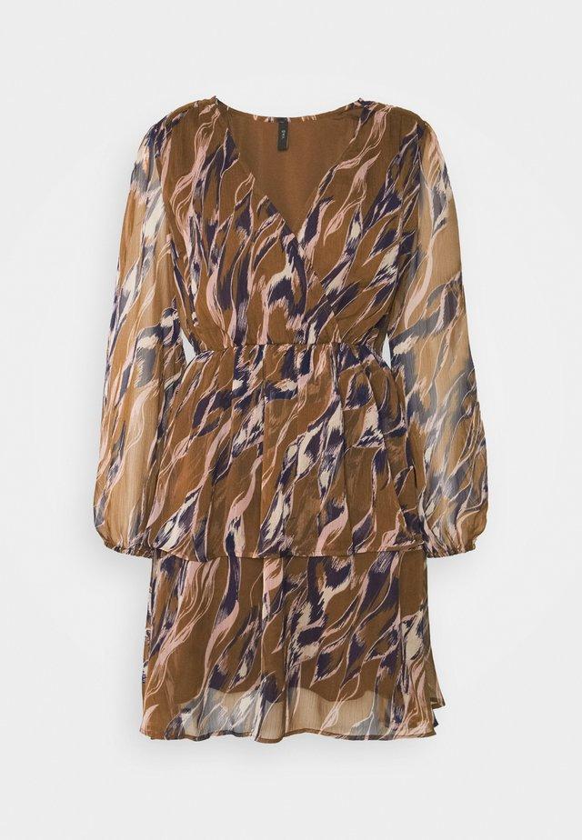 YASASTEA DRESS PETITE - Day dress - tortoise shell/astea