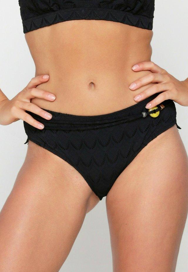 Bas de bikini - schwarz