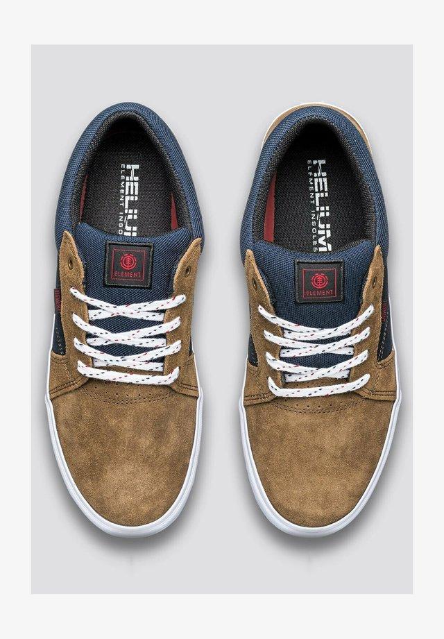Sneakers laag - breen navy
