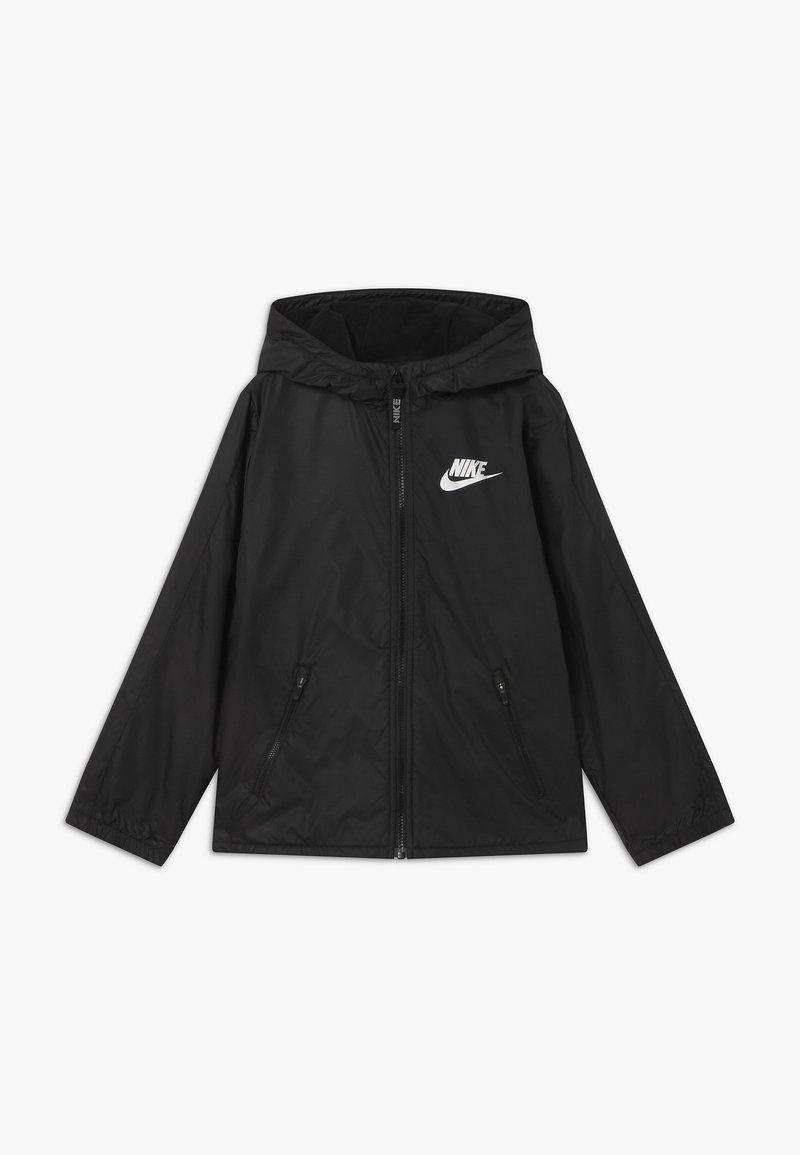 Nike Sportswear - Light jacket - black/white