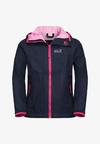 RAINY DAYS - Waterproof jacket - midnight blue