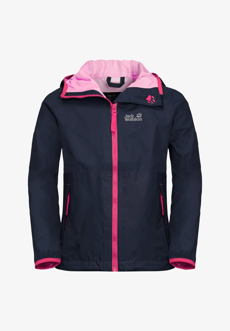 Jack Wolfskin - RAINY DAYS - Waterproof jacket - midnight blue