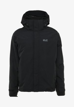 GOTLAND 2-IN-1  - Outdoor jacket - black