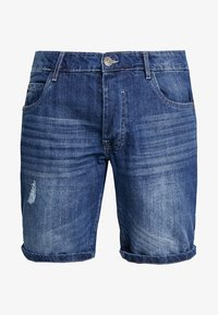 Brave Soul - WILLSTAPE - Jeansshort - light blue wash - 4