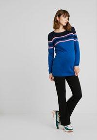 Esprit Maternity - SWEATER - Jumper - bright blue - 1