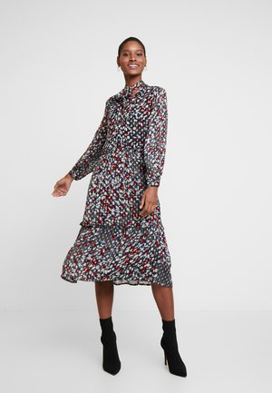 COSMO FLOWER - Day dress - black combo