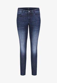 MAC Jeans - DREAM SKINNY - Jeans Skinny Fit - basic slight used blue - 2
