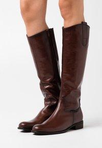 Gabor - Boots - sattel - 0