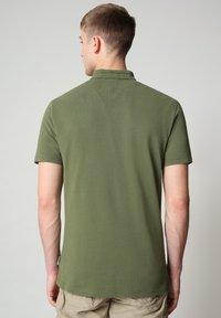Napapijri - EALIS - Poloshirt - green cypress - 1