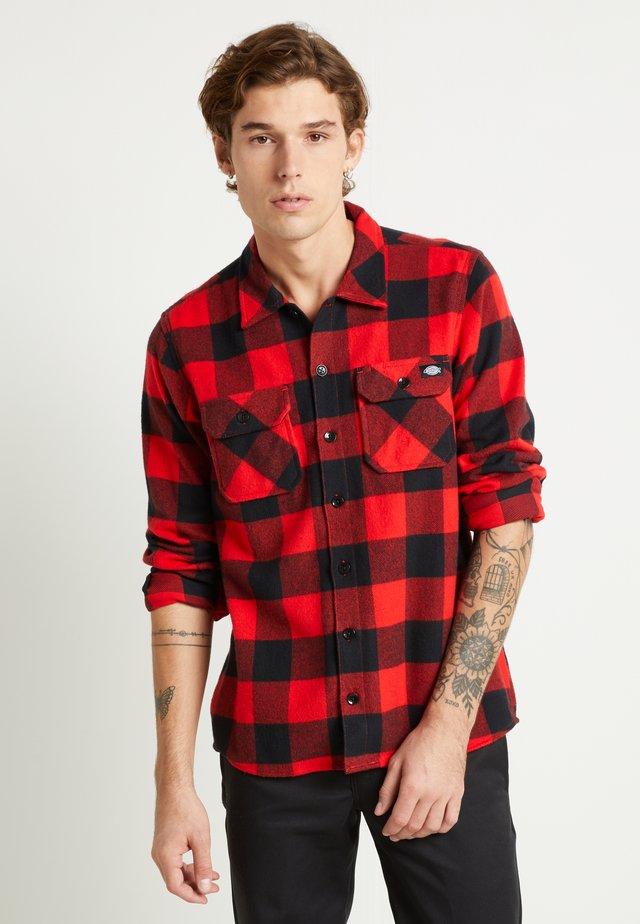 SACRAMENTO - Skjorte - red