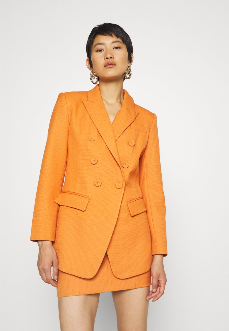 Mossman - TAKE ME HIGHER - Cappotto corto - orange