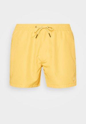 HESTER SWIM - Swimming shorts - yellow