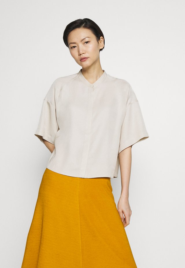 TAMMY - Button-down blouse - ivory