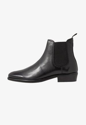 CUBAN CHELSEA - Kotníkové boty - black