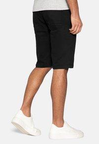 Threadbare - Denim shorts - black - 1