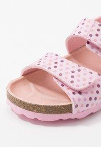 Kickers - SUMMERKRO - Sandals - rose - 5