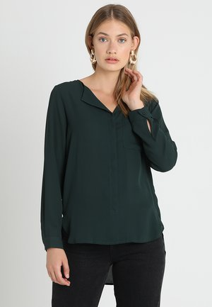 SFDYNELLA - Blouse - scarab