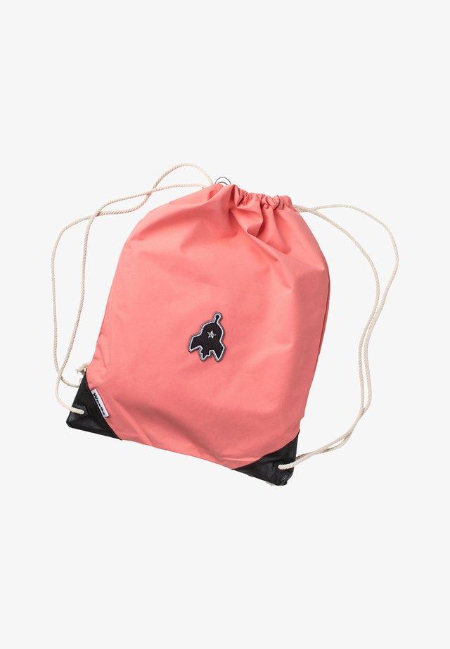 UNIDO - Drawstring sports bag - unicorn pink