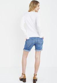PULZ - SARA - Cardigan - bright white - 3