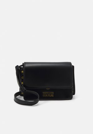 CHARMS CROSSBODY - Torba na ramię - nero