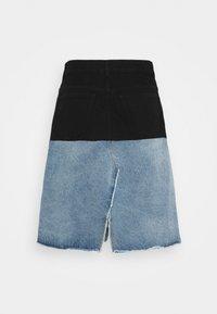 MM6 Maison Margiela - Denim skirt - blue - 8