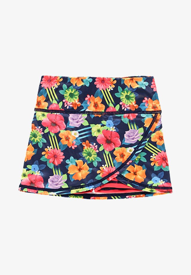 Mini skirt - multi coloured