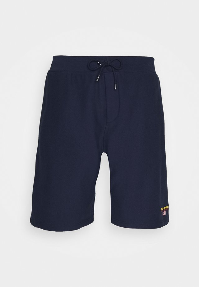 TRAINING - Pantaloni sportivi - cruise navy
