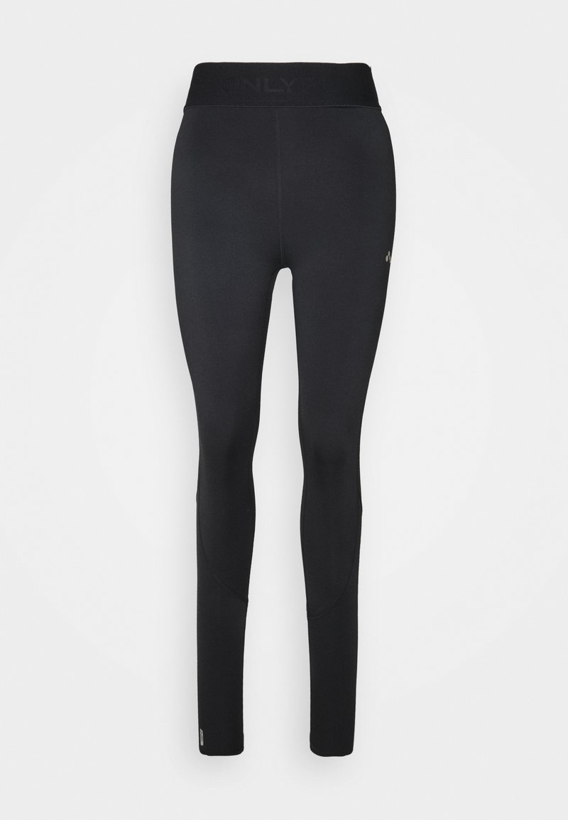 ONLY PLAY Tall - ONPGILL HISS BRUSHED TRAIN TIGHTS - Leggings - Trousers - black