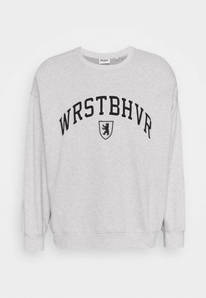 BERLIN UNISEX - Sweatshirt - grey melange