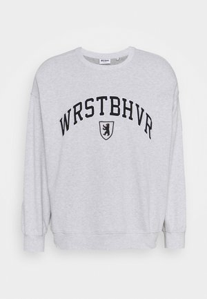 SWEATER BERLIN UNISEX - Sweatshirt - grey melange