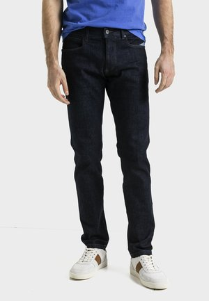 Slim fit jeans - graphitblue