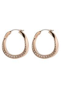 Fossil - CLASSICS - Earrings - rosegold-coloured - 2