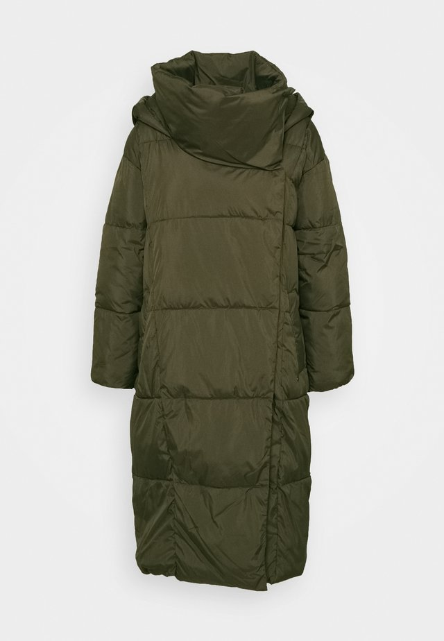 CATHERINA PUFFER JACKET - Winter coat - eucalyptus spray