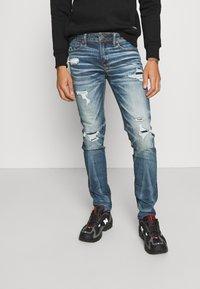 American Eagle - DESTROY - Slim fit jeans - effortlessly cool - 0